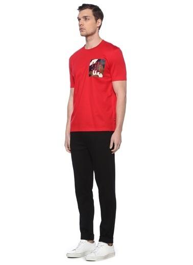 Boss Tişört Kırmızı